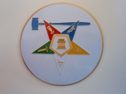 Eastern Star Past Matron Car Emblem