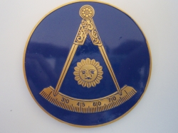 Past Master w/o Square Car Emblem