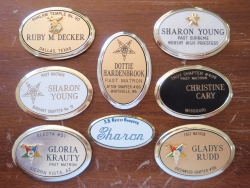 Frame Badges